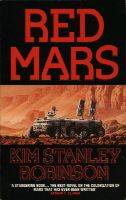 Red Mars, book cover